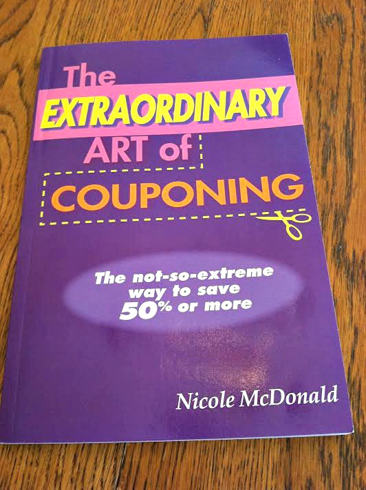 The Extraordinary Art of Couponing by Nicole McDonald