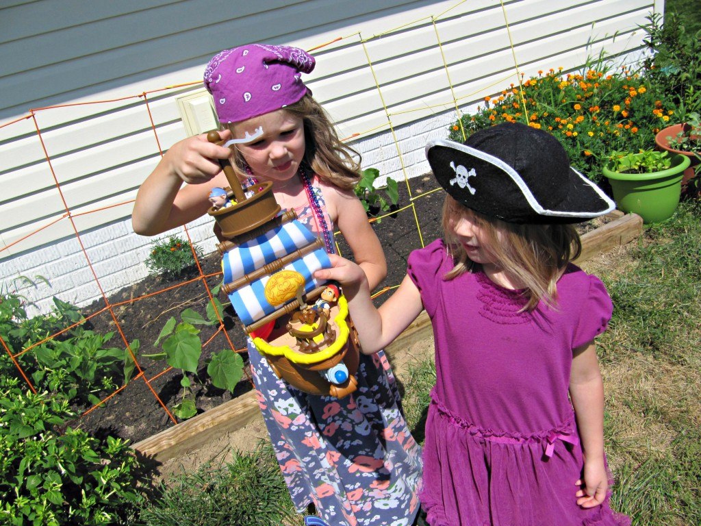 How to Celebrate the First Day of School Pirate Style #shop