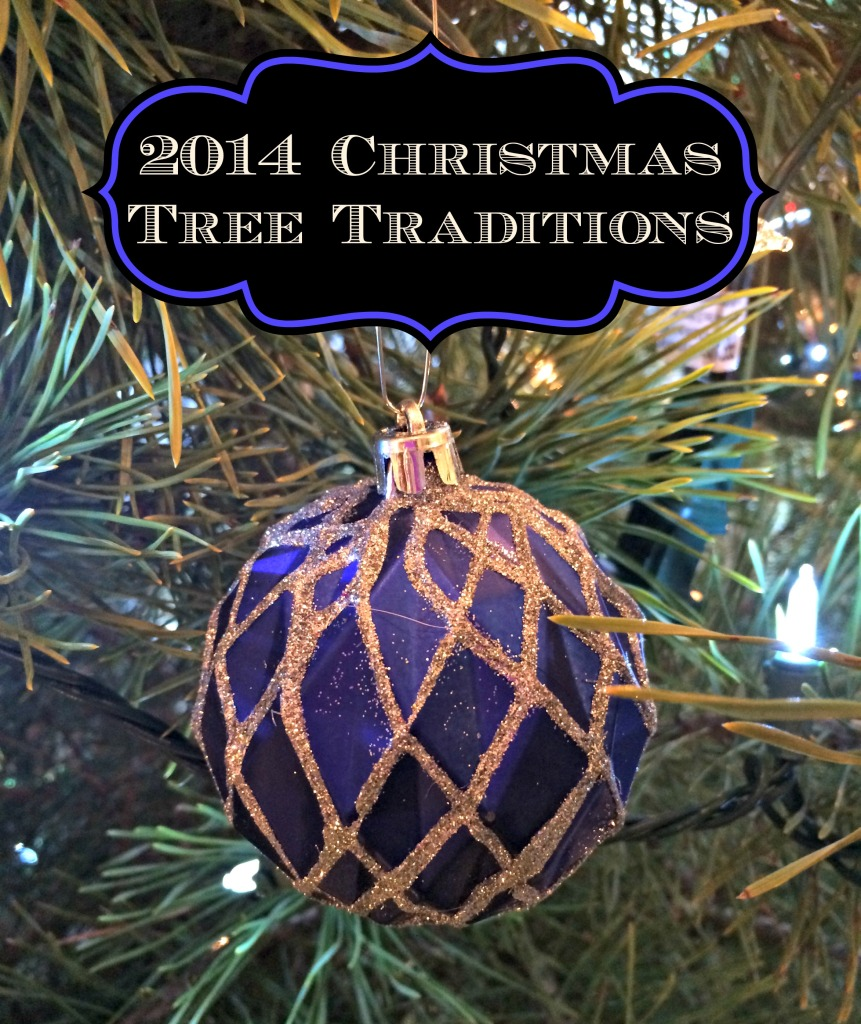 The Tradition Of Christmas Trees: Christmas Tree Traditions 2014