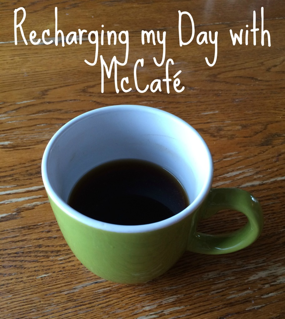 Recharging my Day with McCafe
