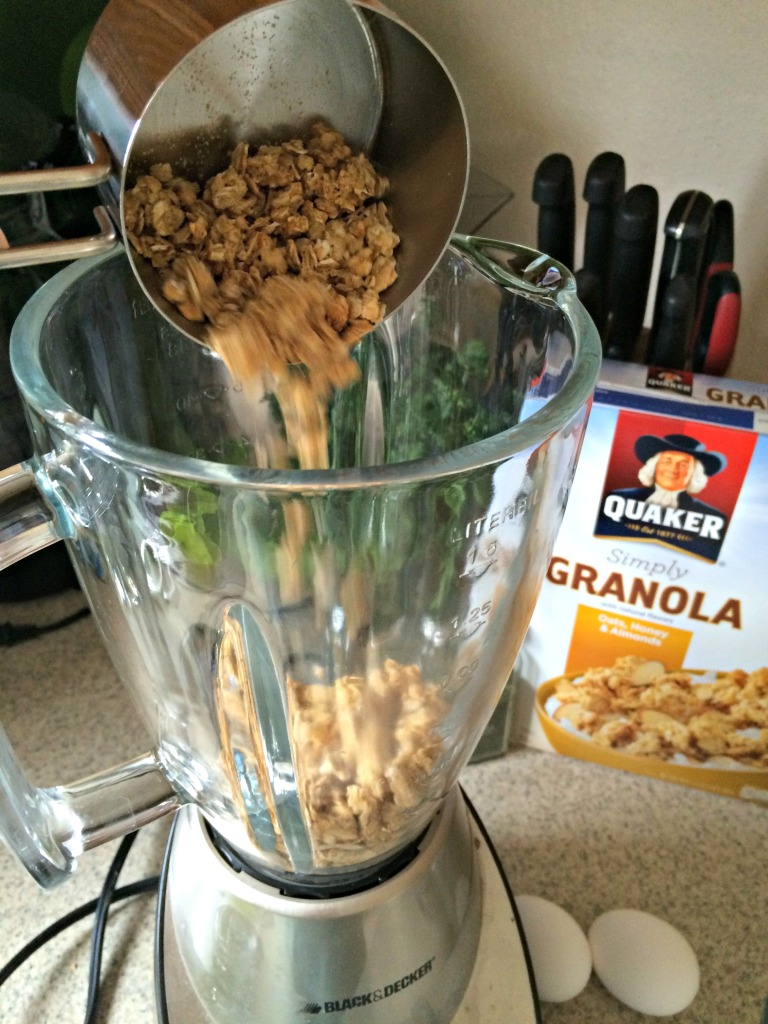 crumb the Simply Granola