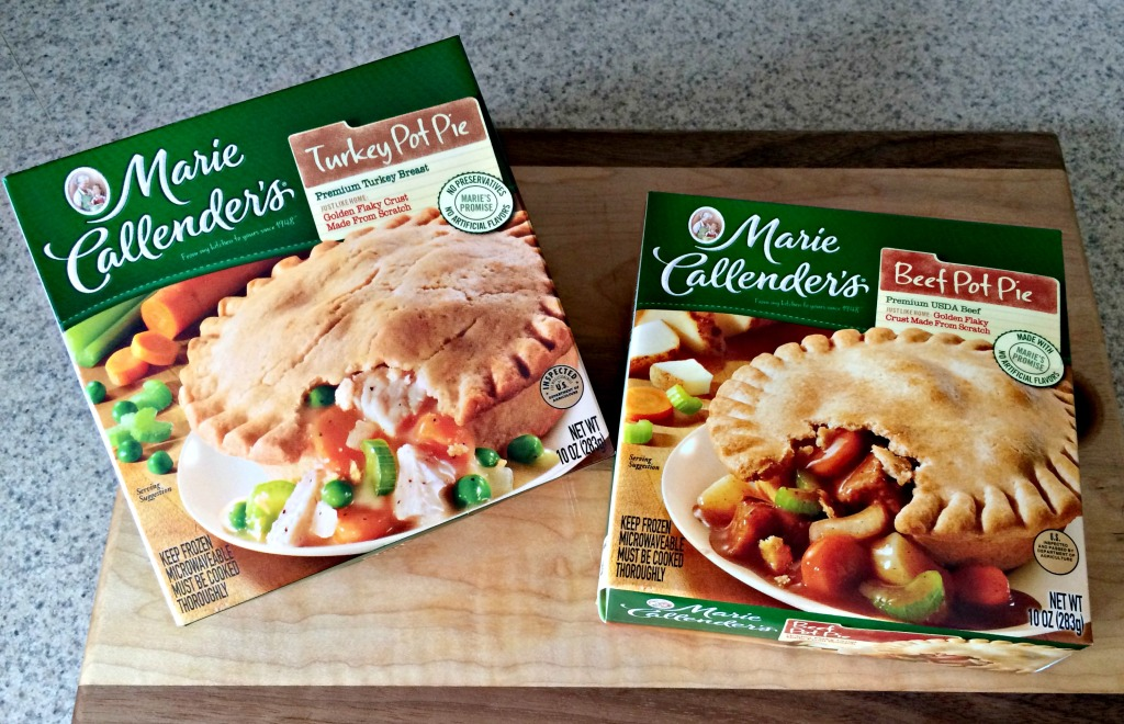 Marie Callender's Pot Pies #ad #WarmthInACrust