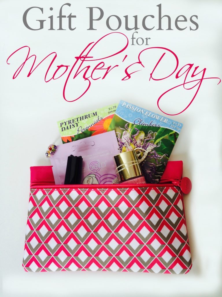 Gift Pouches for Mothers Day