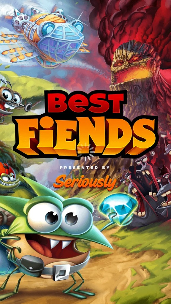 Play Best Fiends Free! #ad #LoveBestFiends
