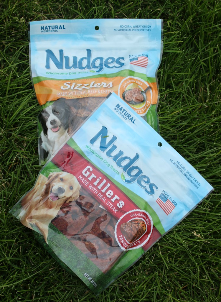 How we are sharing Unconditional Love with Nudges® Grillers or Sizzlers. #NudgeThemBack #Ad