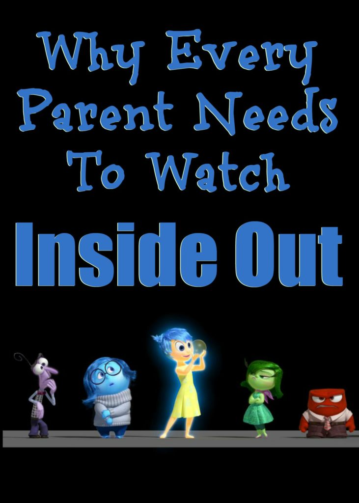 Every Parent Needs to Watch Inside Out