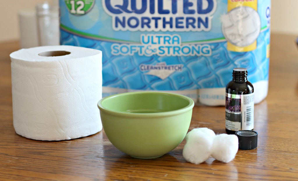 Make your bathroom more inviting with these 3 simple ways to improve the smell of your bathroom. #CraftedExperience #ad